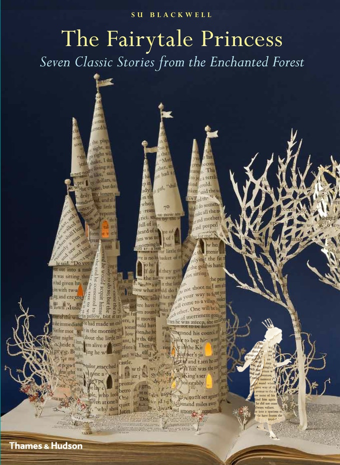 The Fairytale Princess Book, published by Thames & Hudson in 2012.