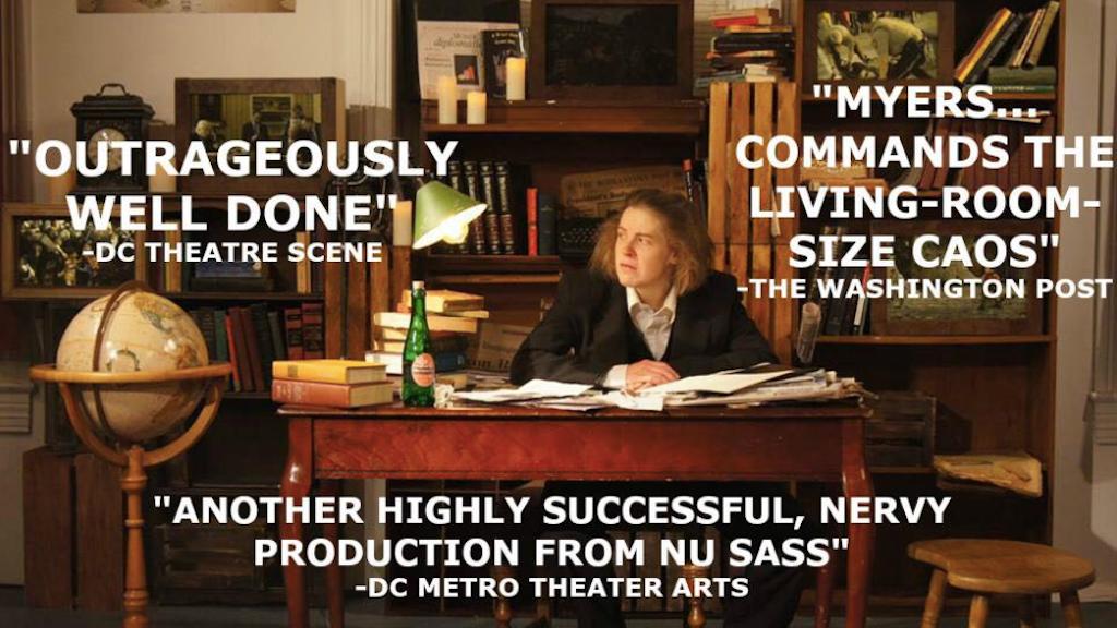 Marx in Soho project video thumbnail