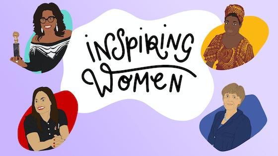 Track Make 100 – Illustrations of Inspiring Women s Kickstarter ... 3471fcec2