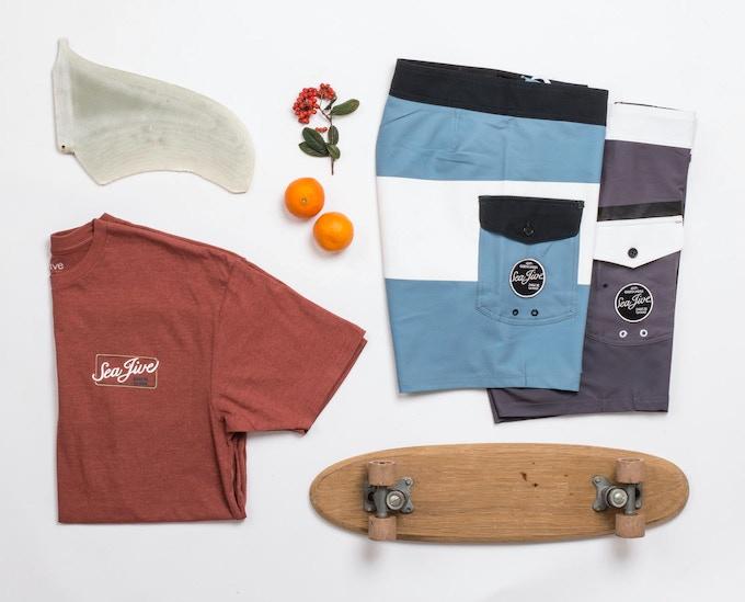 Sea Jive clothing raffle - win a full kit valued at $90