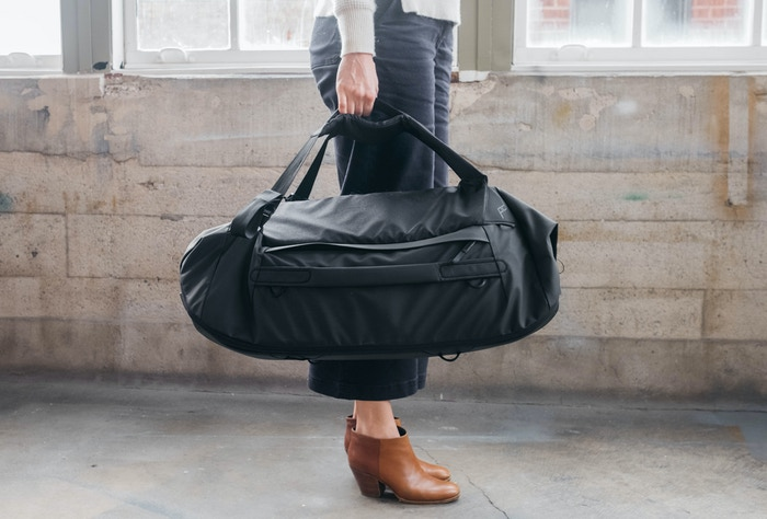 The Travel Line: Versatile Travel Backpack + Packing Tools