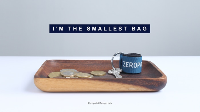 Not only the smallest and lightest bag ever invented. Micro size, MEGA capacity best for grab n go. Environmental and user friendly.