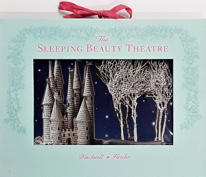 The Sleeping Beauty Theatre Book designed by Su Blackwell and Corinna Fletcher, published by Thames & Hudson in 2014
