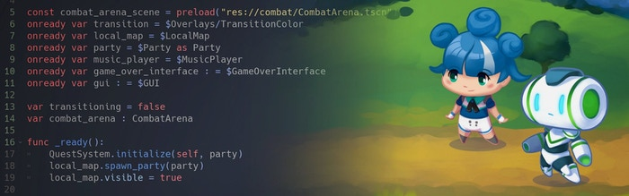 Create your Own Games with Godot, the Free Game Engine by
