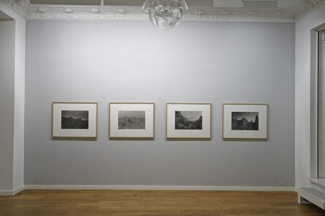 exhibition view @ Alfred Ehrhardt Stiftung Berlin, 2016