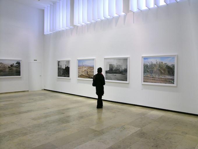 exhibition view @ DG Gallery, Munich 2008