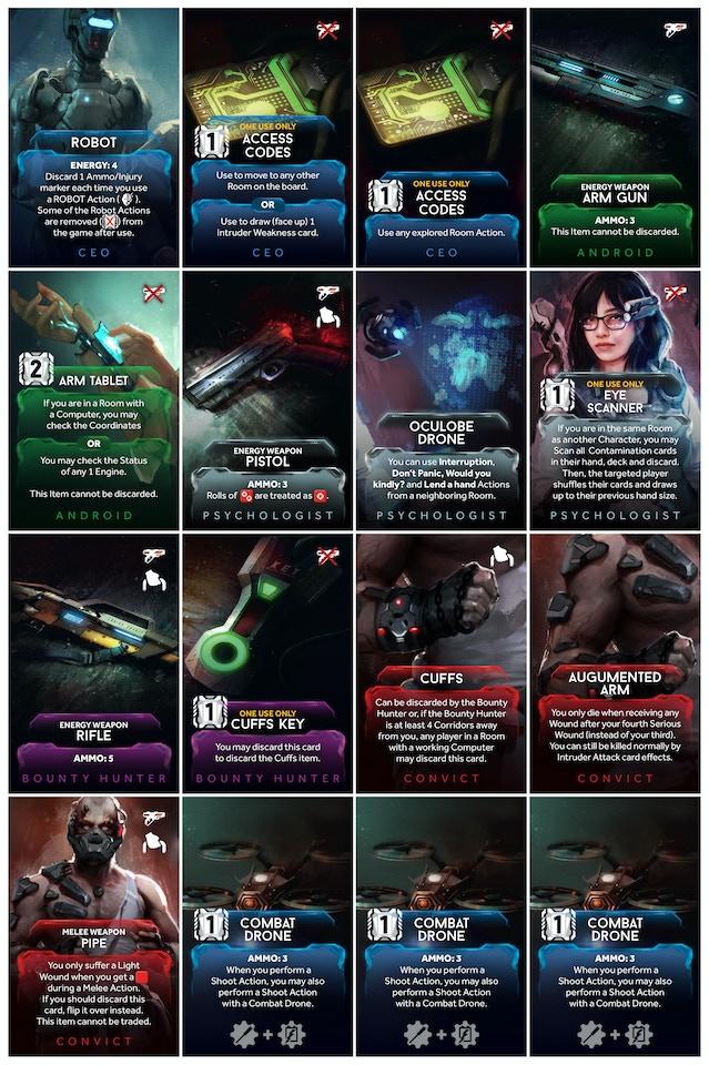 Nemesis Board Game by Awaken Realms — Kickstarter