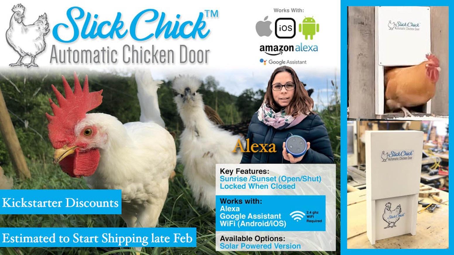 auto chicken farm 1.8