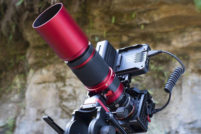Ultra Versatile Telephoto Lens, Redcat 250mm f/4 9 by James Yang