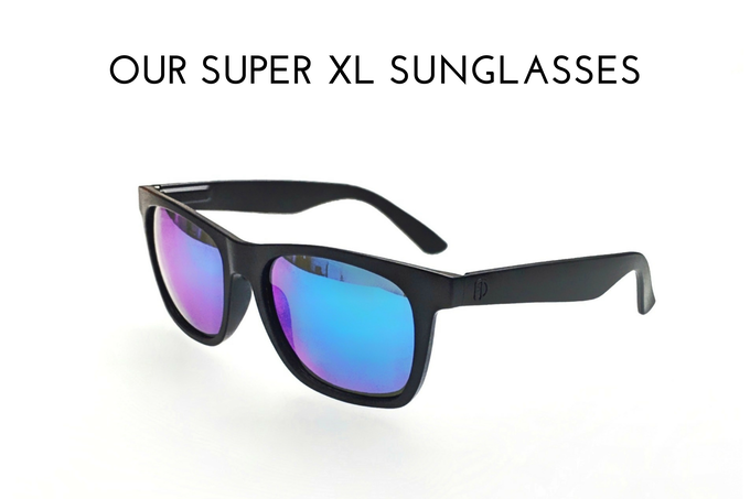 bfbc4a7e24e Extra large sunglasses for larger heads by Ben Saperia — Kickstarter