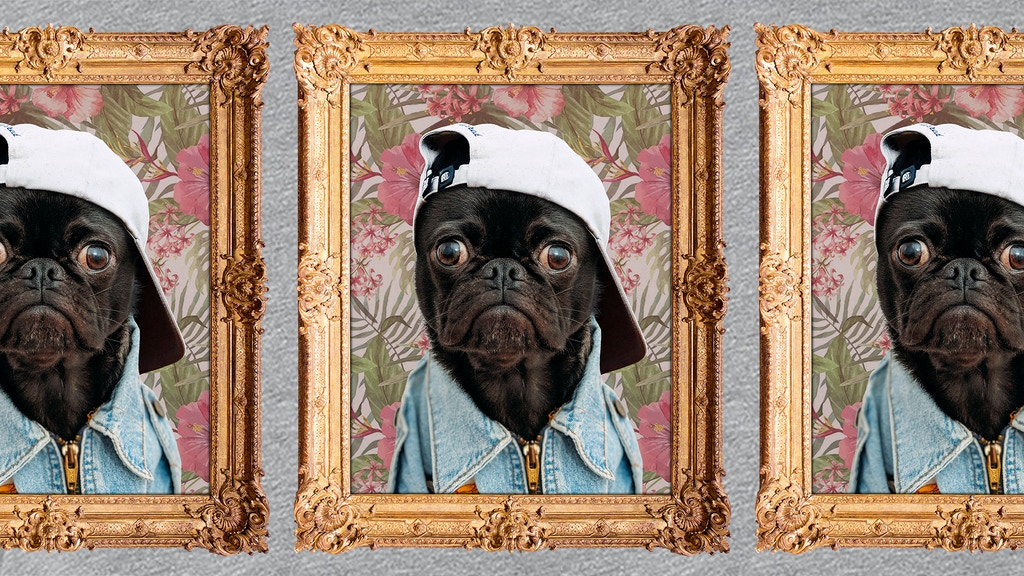 Thug Pug - The New King of Sweatshirts