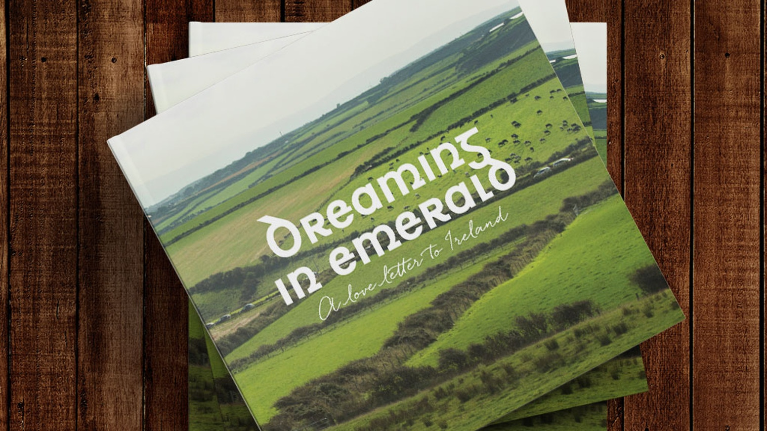 A photographic and illustrative travel book about what it feels like to visit Ireland.