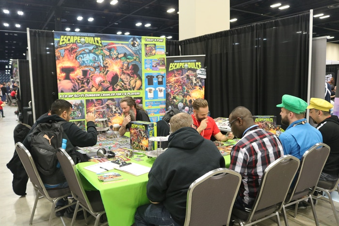 We had a great time running demos for so many people over the weekend!