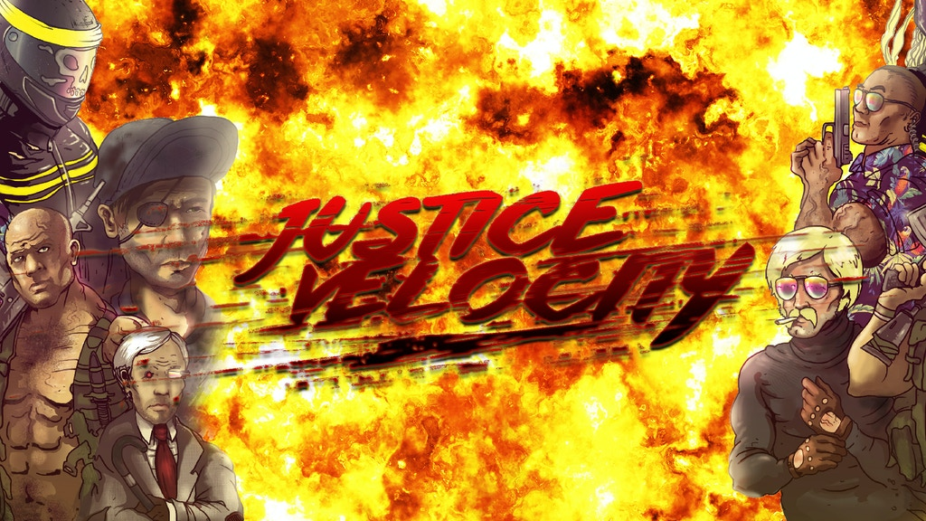 Justice Velocity: An Action Movie Inspired Tabletop RPG project video thumbnail