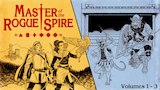 Click here to view Master of the Rogue Spire: A Classic Fantasy RPG