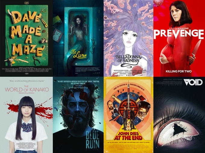 Films featured at previous editions of BUFF