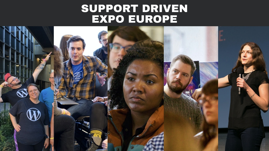 Support Driven Expo Europe project video thumbnail