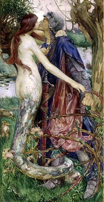 Isobel Lilian Gloag's The Kiss of the Enchantress (1890)