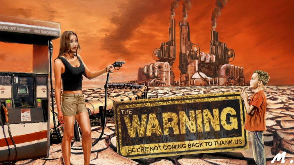 Project image for 'The Warning'