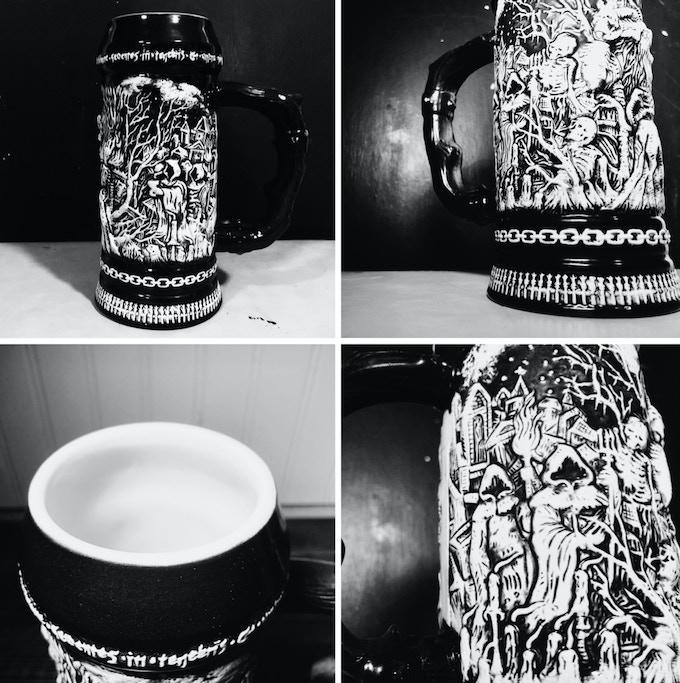 22 oz Ogma Membership Mug Concept (Not actual design)