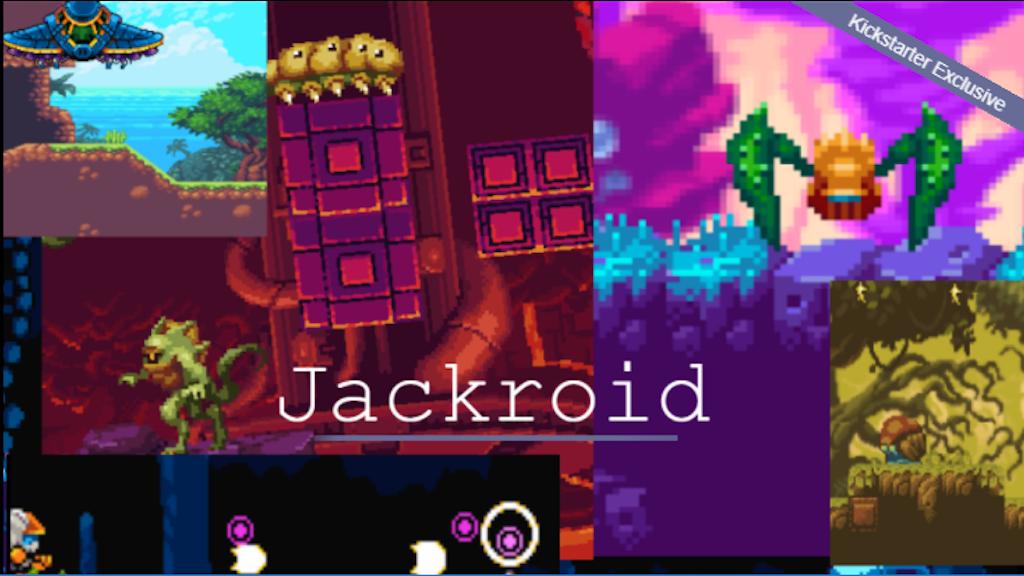 Jackroid project video thumbnail