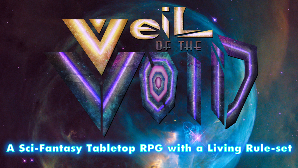 Veil Of The Void A Sci Fantasy Tabletop Rpg By Sdg