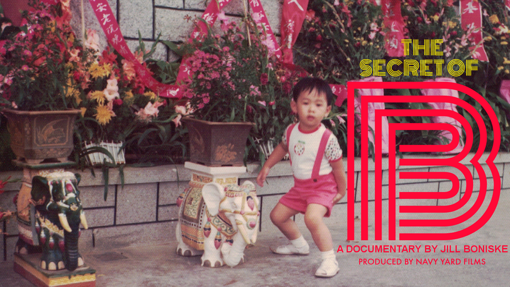 """""""THE SECRET OF B"""" Documentary project video thumbnail"""