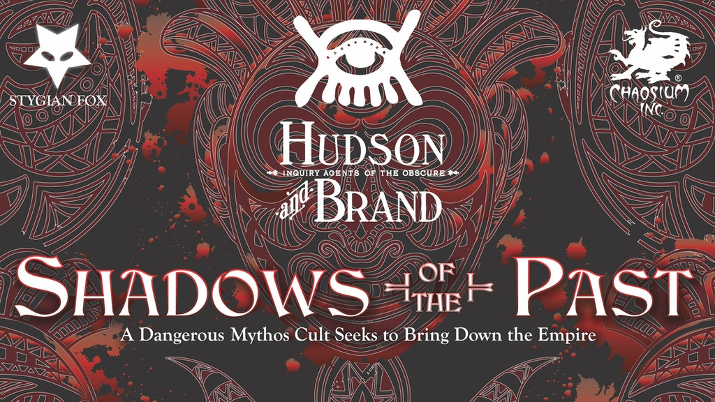 Hudson & Brand: Shadows of the Past project video thumbnail