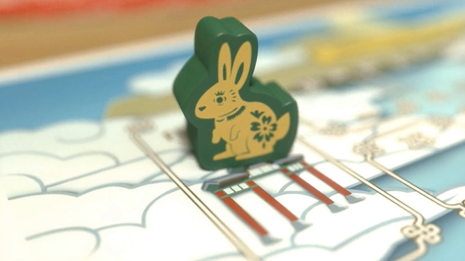 Do you know which animal won The Great Race? (Hint: It was not the Rabbit)