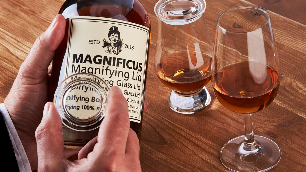 Magnificus: The Magnifying Glass Lid project video thumbnail