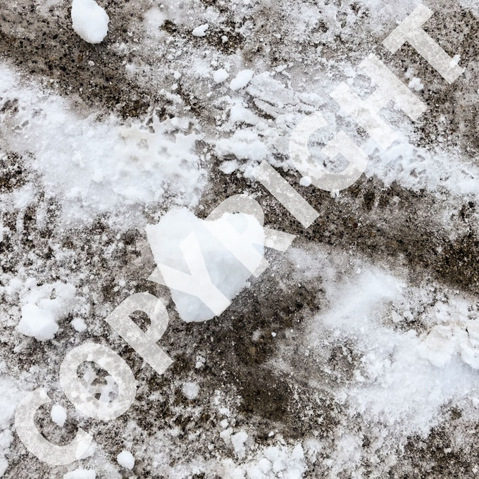 Shared Love, No. 12. Dan to Erika, February 23, 2018, 5:14 PM, Humboldt Ave. S, Uptown, Minneapolis, Minnesota USA
