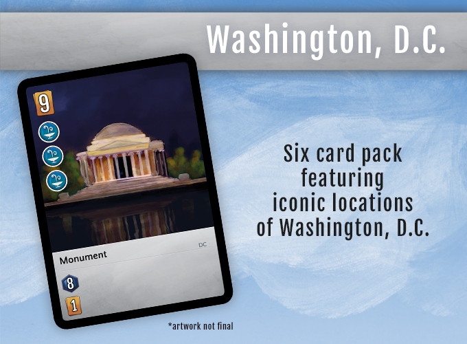 Iconic City Pack - Washington, D.C.