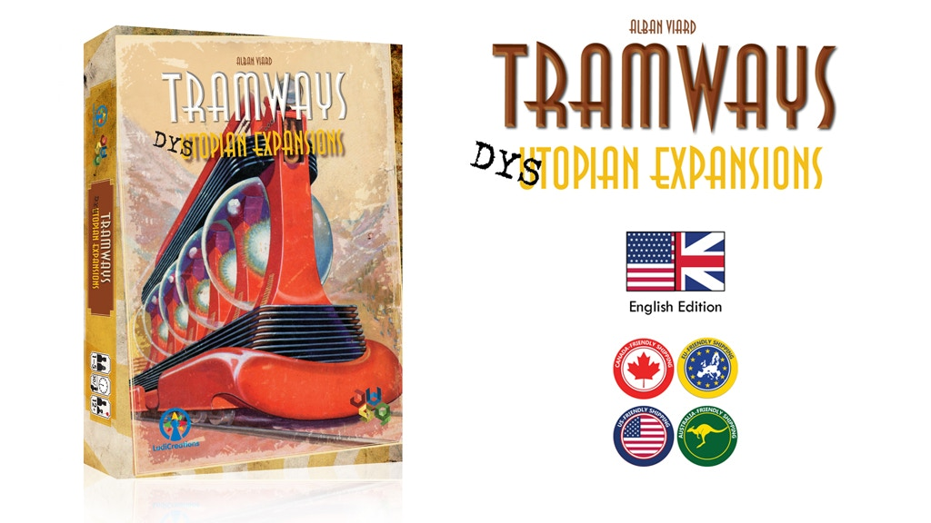 Tramways: The Dystopian Expansions project video thumbnail