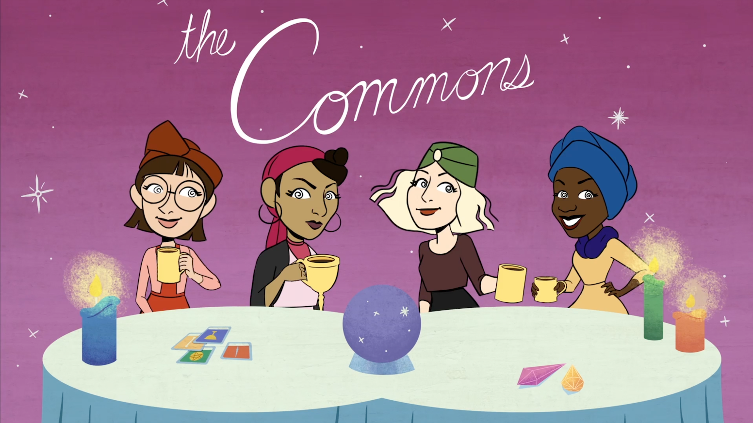 The Commons Season 2 by The Commons — Kickstarter