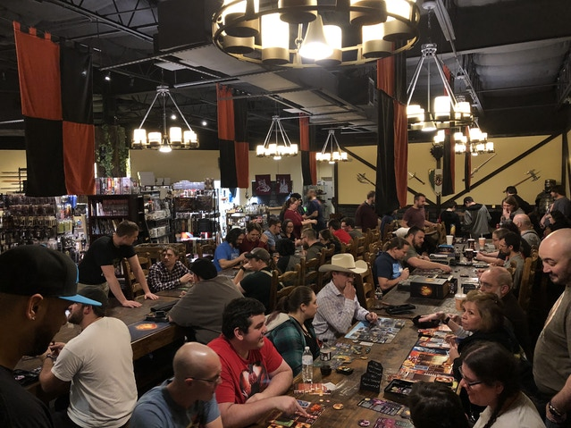 Thank you to Knight Watch Games for hosting such an amazing 2v2 tournament!