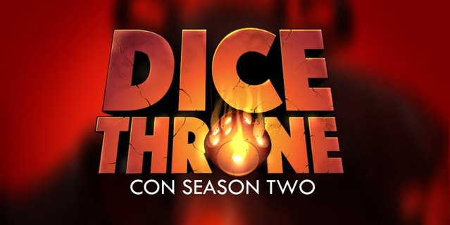 Last chance to get your tickets for Dice Throne Con Season Two!