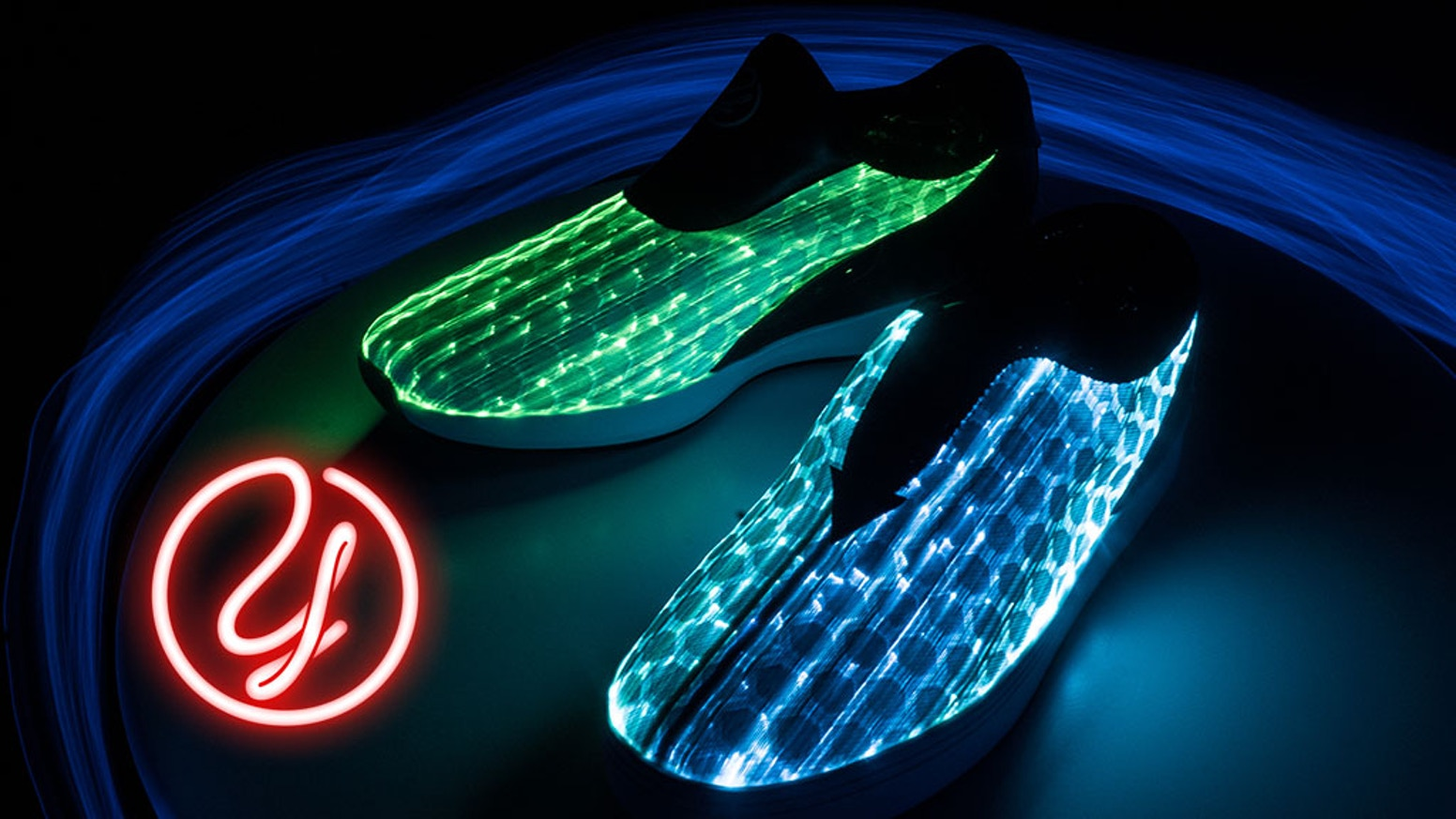 Light Up The World with 6 Stunning Colors Inside 1 Sneaker! | Vegan Friendly | Memory Foam | Anti Odor | And much more..
