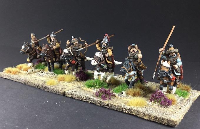 Horse archers set 2