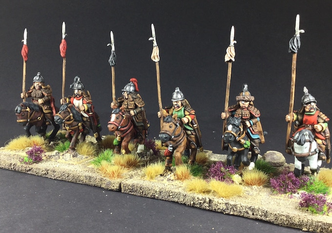Heavy Cavalry (set3)