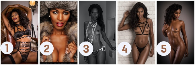 Choose from 5 Prints