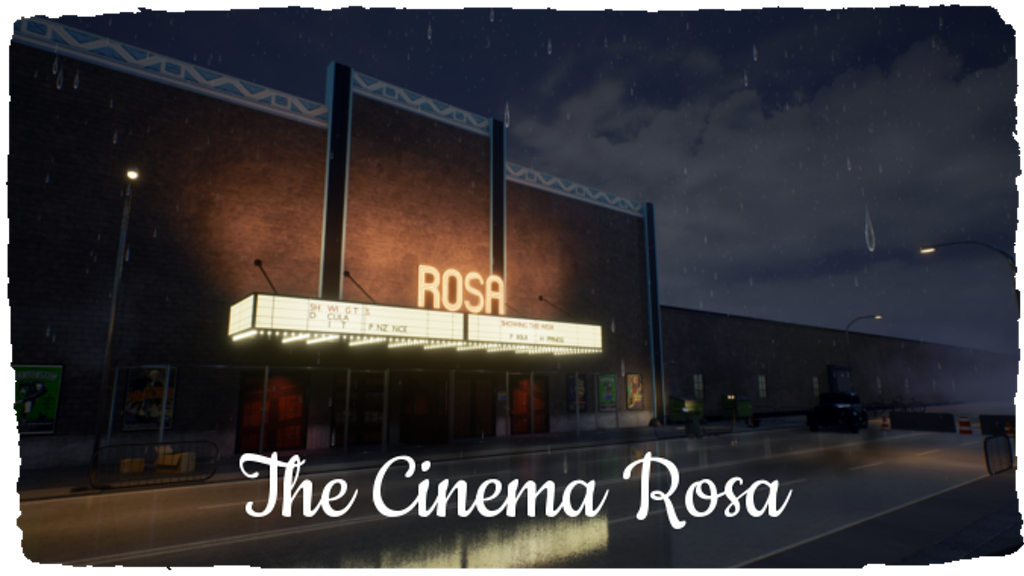 Cinema Rosa - Relaunch project video thumbnail