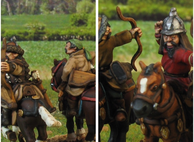 Horse Archer close up