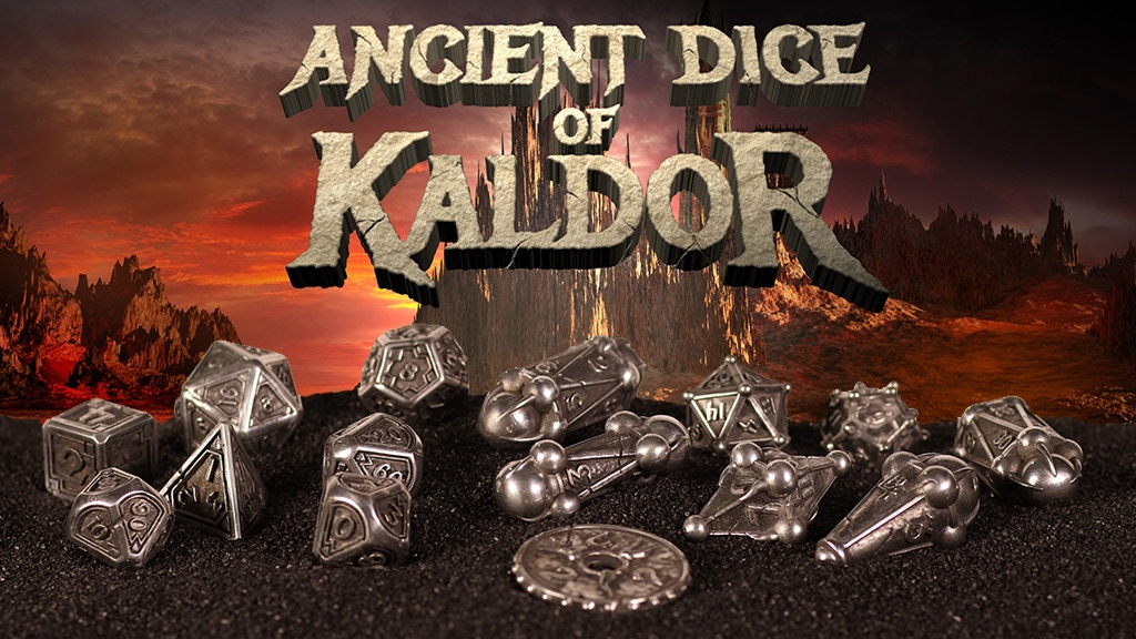 Project image for Ancient Dice of Kaldor (Canceled)