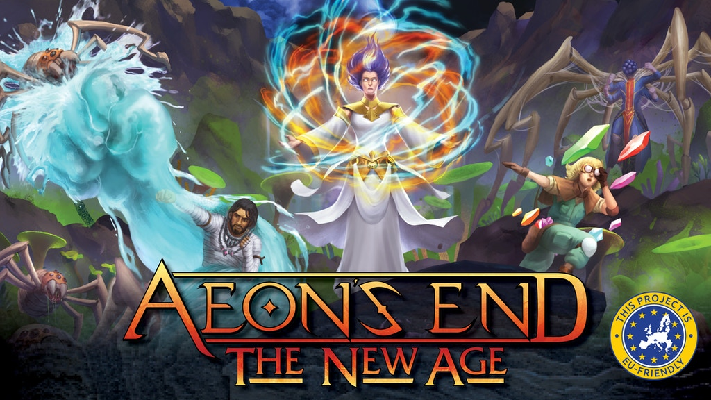 Aeon's End: The New Age project video thumbnail