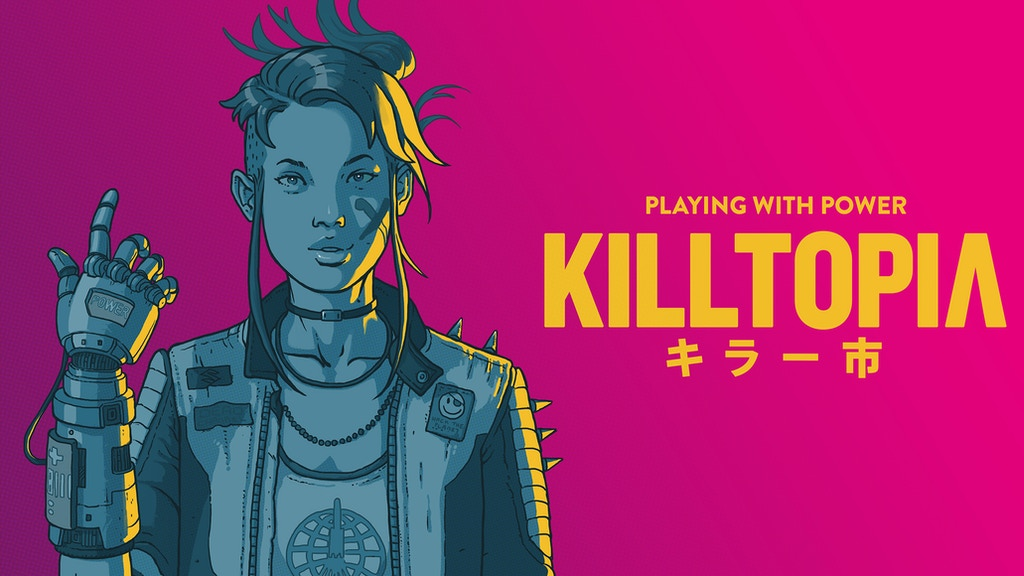 Killtopia #2 project video thumbnail