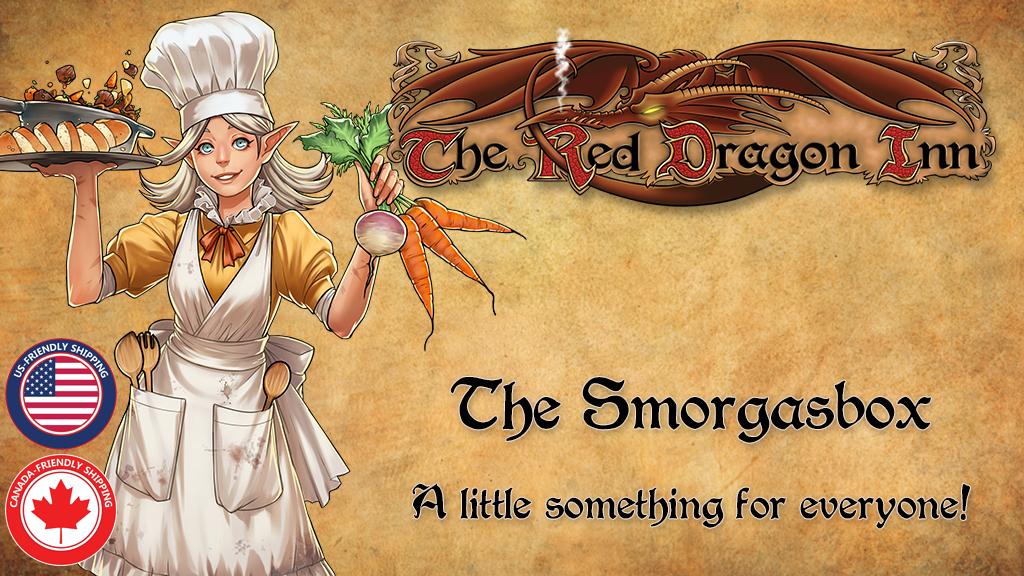 The Red Dragon Inn Smorgasbox project video thumbnail