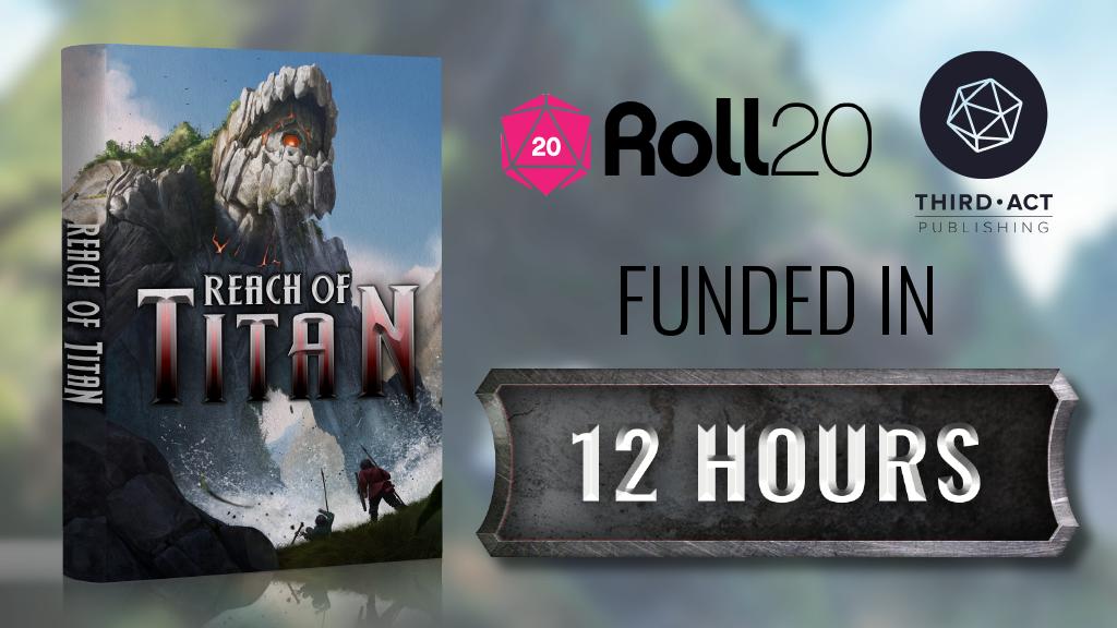 Crowdfunding Collection #95 | Teylen's RPG Corner