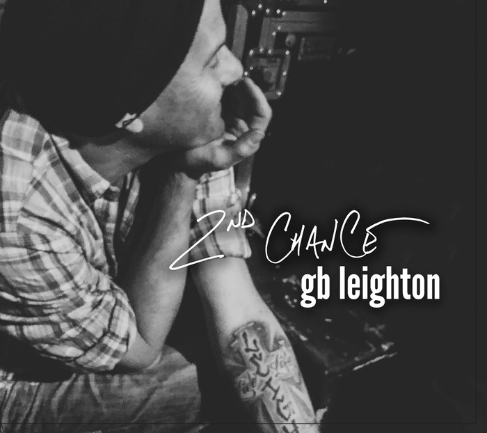 Be a Part of the New Studio Album by GB Leighton!