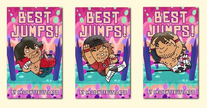 Best Jumps! Enamel Pins, series 2 by Flighty — Kickstarter