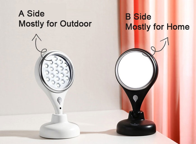The Most Portable Multi-function Light For Any Occasion